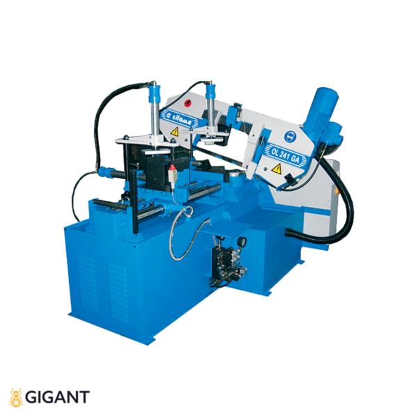 Отрезной ленточнопильный станок W-241 GA (автомат)